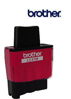 Brother LC47M  printer cartridge genuine