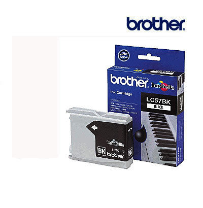 Brother LC57B genuine Black Ink Cartridge