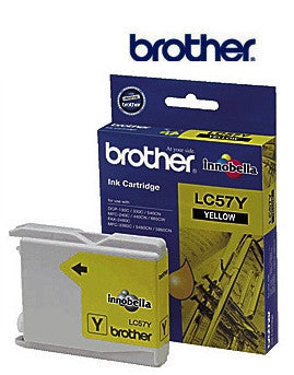 Brother LC57Y printer cartridge