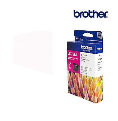 Brother LC73M  Genuine Magenta Ink Cartridge