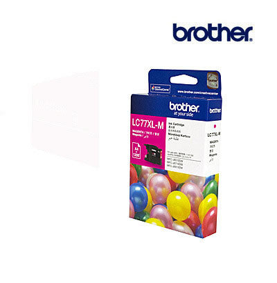 Brother LC77XLM  Genuine Magenta Ink Cartridge