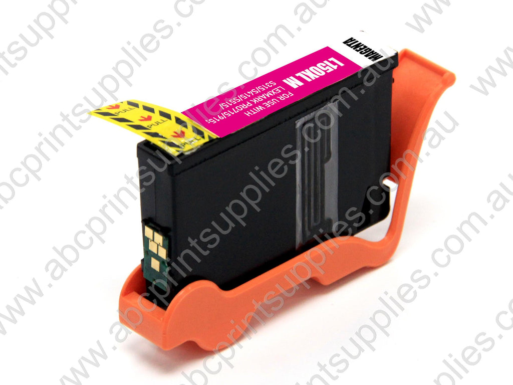 Lexmark 14N1616AAN (No150XL) Magenta High Yield Ink Cartridge Compatible