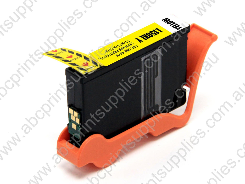 Lexmark 14N1618AAN (No150XL) Yellow High Yield Ink Cartridge Compatible