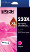 Epson 220XL H/Y Magenta (C13T294392) Genuine Ink Cartridge