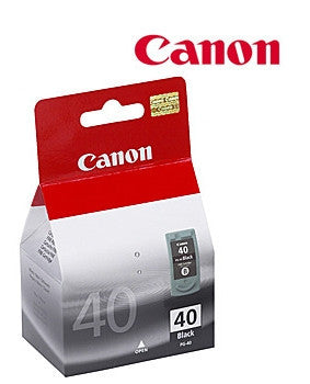 Canon PG40 Genuine Black Ink Cartridge