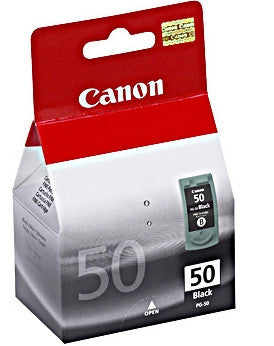Canon PG50 Genuine High Yield  Fine Black Ink Cartridge