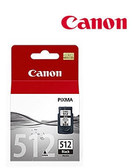 Canon PG-512 Fine Black Ink High Yield Cartridge
