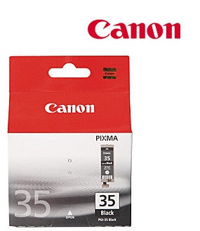 Canon PGI-35BK Genuine High Yield Black Ink Tank