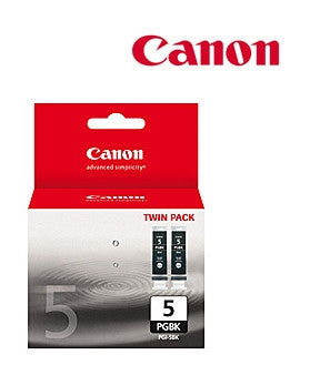 Canon PGI-5BK Genuine Twin Black Ink Tank Cartridge