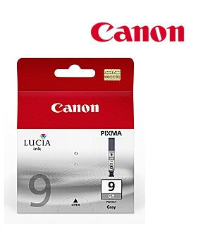 Canon PGI-9GY Genuine Grey Ink Cartridge
