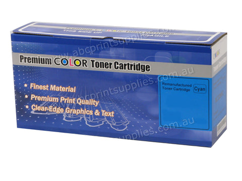 HP CE741A Cyan Toner Cartridge Remanufactured