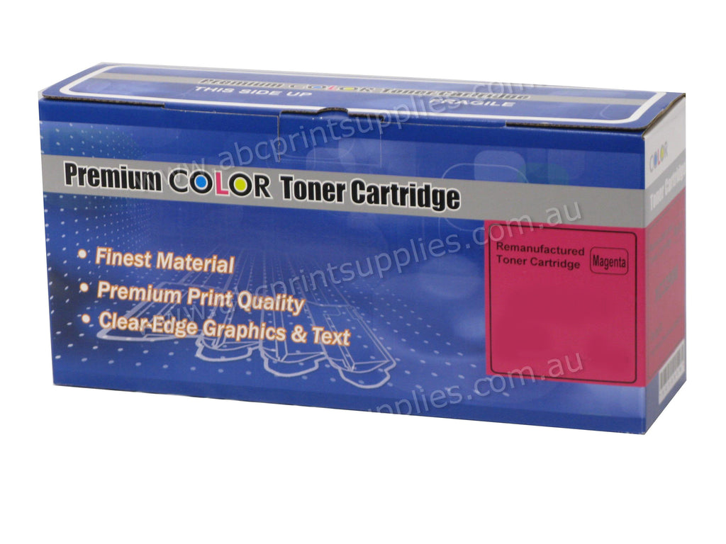 Konica 1710530-003 Magenta Laser Cartridge Remanufactured (Recycled)