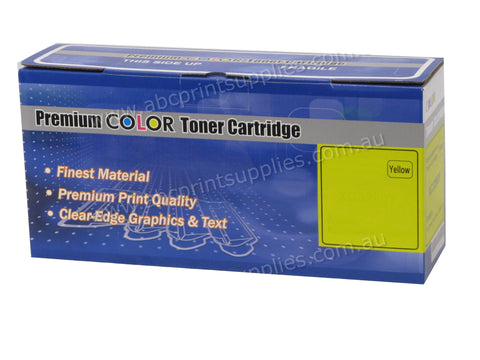 HP C9722A Yellow Toner Cartridge Remanufactured (Recycled)