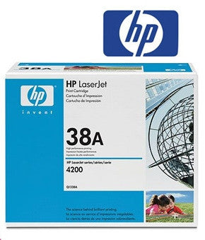 HP Q1338A (HP38A) Genuine Toner Cartridge