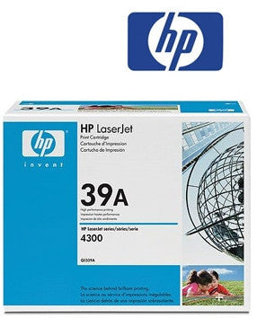 HP Q1339A (HP39A) Genuine Toner Cartridge