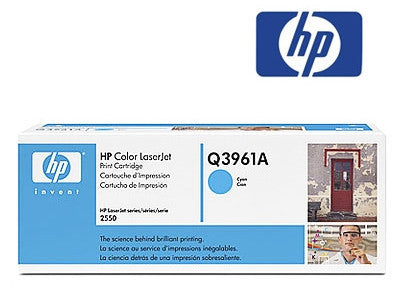 HP Q3961A Genuine High Yield Cyan Toner Cartridge