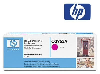 HP Q3963A Genuine Magenta High Yield  Toner Cartridge