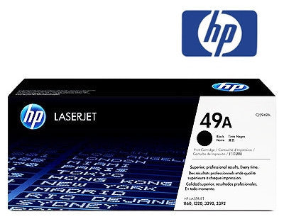 HP  Q5949A (49A) Genuine Black Toner Cartridge