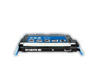 HP Q6470A Remanufactured Black Toner Cartridge