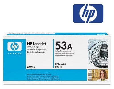 HP Q7553A genuine printer cartridge