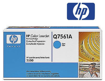 HP Q7561A Genuine Cyan Toner Cartridge