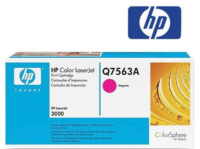 HP Q7563A Genuine Magenta Toner Cartridge