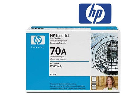 HP Q7570A genuine printer cartridge