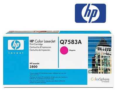 HP Q7583A  Genuine Magenta Toner Cartridge