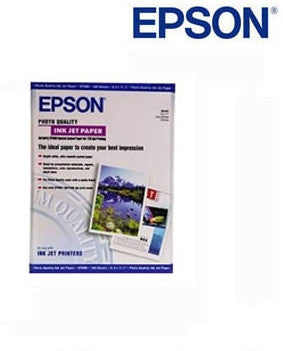 Epson C13S041068, S041068 A3 x 100 sheets photo quality paper