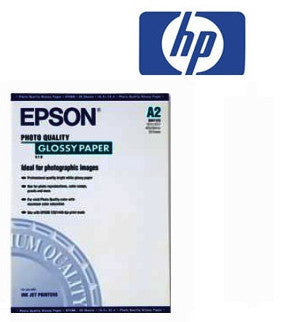 Epson C13S041123, S041123 20 sheets glossy photo quality paper