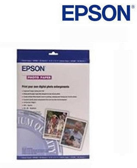 Epson C13S041143, S041143  A3 sheets glossy photo quality paper
