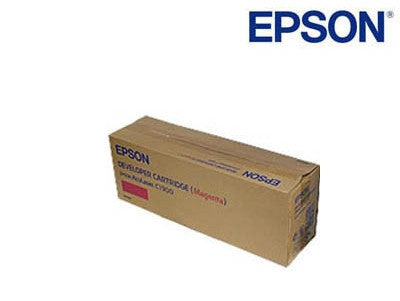 Epson S050098 Genuine Magenta High Capacity  Toner/Developer Cartridge