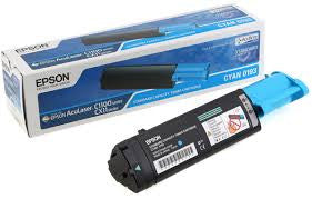 Epson S050193 (C13S050193) Genuine Cyan Toner Cartridge