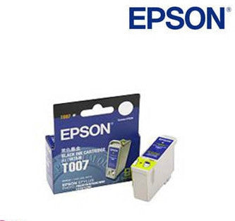 Epson C13T007091, T007 genuine printer cartridge