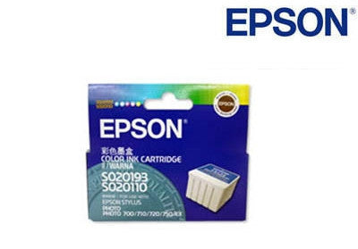 Epson T053 Genuine Stylus Photo 5 Colour Ink Cartridge