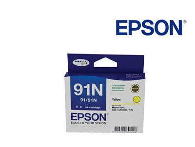 Epson C13T107492, T1074, 91N  genuine printer cartridge