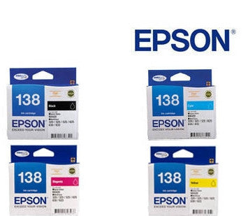 Epson 138 (C13T138695) Ink Value Pack