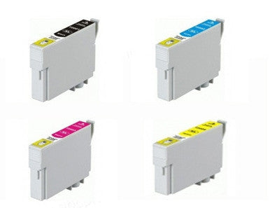 Epson T2001/200XL BCMY Bundle Ink High Yield Cartridges Compatible