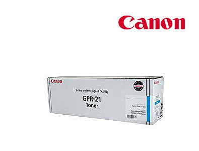 Canon TG-31C / GPR21 Genuine Cyan Copier Cartridge