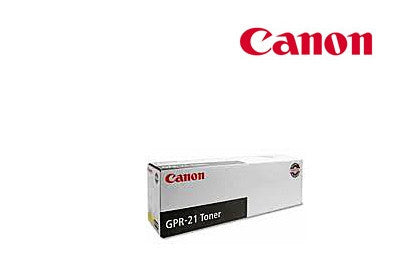 Canon TG-31Y / GPR21 Genuine Yellow Copier Cartridge