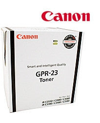 Canon TG-35BK Genuine Black Toner Copier Cartridge