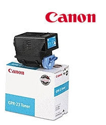 Canon TG-35C / GPR23 Genuine Cyan Copier Toner Cartridge