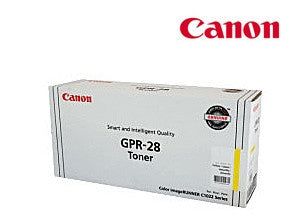 Canon TG-41Y Genuine Yellow Toner Copier Cartridge