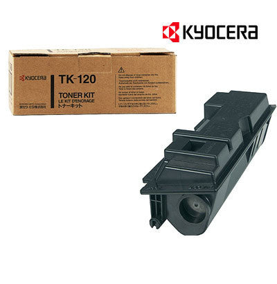 Kyocera TK-120 Genuine Laser Cartridge