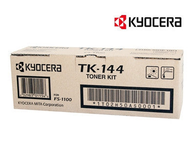 Kyocera TK-144 Genuine Laser Cartridge
