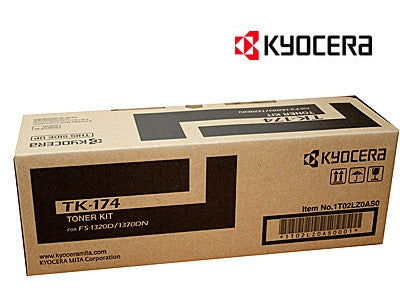 Kyocera TK-174 Genuine Laser (7,200 pages) is your best buy at $125.24