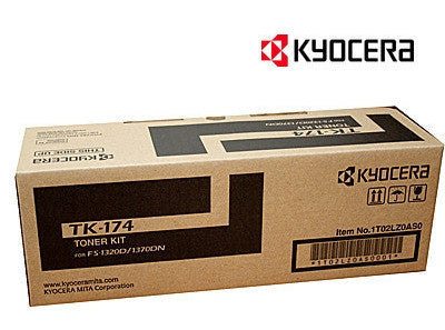 Kyocera FS-1370DN Genuine Laser (7,200 pages) is your best buy at $125.24