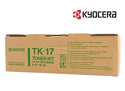 Kyocera TK-17 Genuine Laser Toner Cartridge