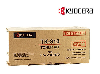 Kyocera TK-310  Genuine Laser Cartridge
