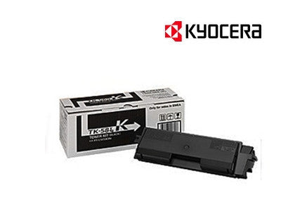 Kyocera TK-584K Genuine Black Laser Cartridge